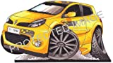 Koolart Car Tax Disc Holder 2317 Renault Clio F1 Team