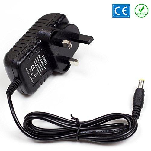 12v-dc-power-supply-for-yamaha-ypg-235-keyboard-adaptor-plug-psu-uk-lead-2a