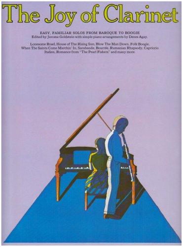 The Joy of Clarinet (Joy Books (Hal Leonard))