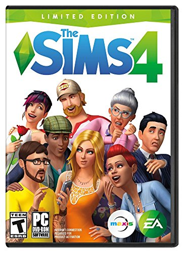 Get The Sims 4 Limited Edition