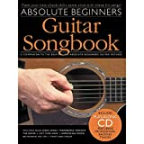 img - for Music Sales Absolute Beginners Guitar Songbook (Book/CD) book / textbook / text book
