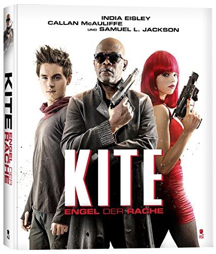 Kite - Engel der Rache Uncut (limitiertes Mediabook mit 24-seitigem Booklet, Fanposter uvm.) (exklusiv bei Amazon.de) [DVD + Blu-ray]