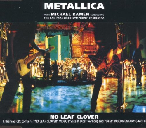 Metallica - No Leaf Clover - Zortam Music