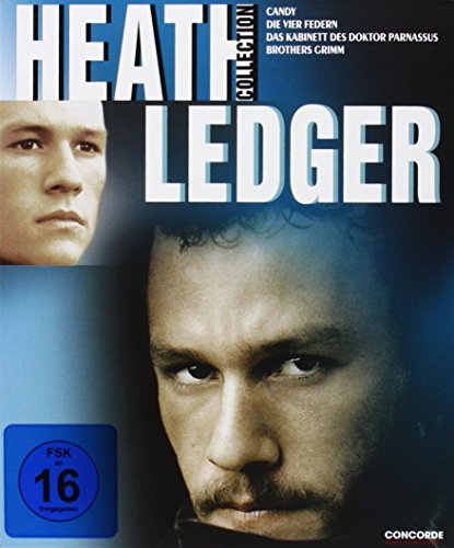 Heath Ledger Collection [Blu-ray]