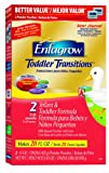 Enfagrow Toddler Formula, 5-15oz Powder Pouches, 75 total ounces (Packaging may vary)