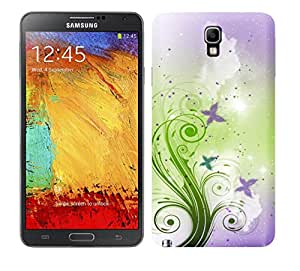 WOW Printed Designer Mobile Case Back Cover For Samsung Galaxy Note 3 Neo