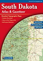 South Dakota Atlas & Gazetteer