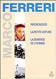Marco Ferreri : Pipicacadodo / La petite voiture / La semence de l'homme - Coffret 3 DVD