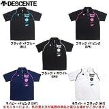 DESCENTE(デサント) ポロシャツ DVB4300 メンズ 半袖 バレー プラクティスシャツ