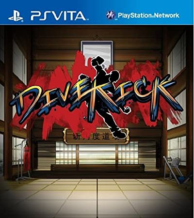 Divekick (Cross Buy + Cross Play) - PS3/ PS Vita [Digital Code]