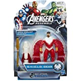 Sky Attack Falcon Avengers Assemble S.H.I.E.L.D. Gear Action Figure