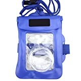 Underwater Waterproof Case Dry Scuba Bag for Digital Camera Canon PowerShot SX700 IXUS 150 PowerShot A1400 Samsung WB250F Sony DSCHX50 Sony DSCWX200