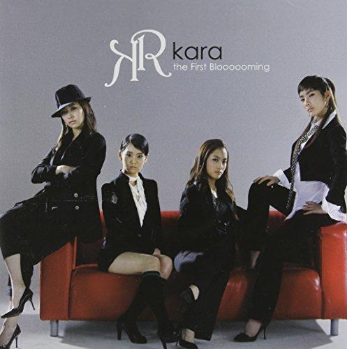 Kara 1集 - Blooming(韓国盤)