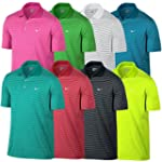 Nike Victory Stripe Men's Golf Polo S...