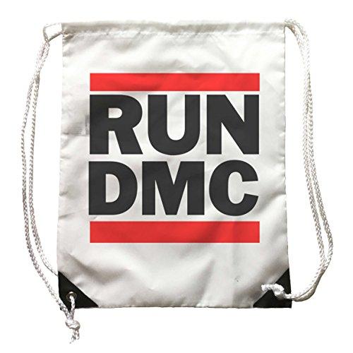 Zainetto Run Dmc, zaino Dj musica Hip Hop Rap, old School, Breakdance, Freestyle