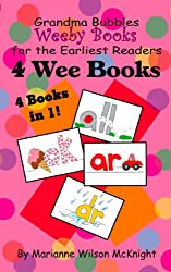 4 Wee Books (Grandma Bubbles Books for the Earliest Readers)