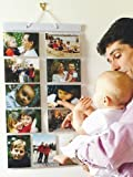 Picture Pockets Medium (Size C) Hanging Photo Gallery - 22 photos in 11 pockets (reversible) Retail Pack