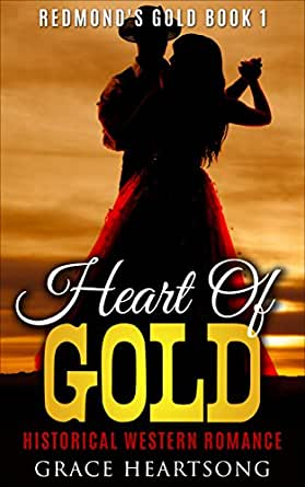 Western Romance Heart Of Gold A Historical African