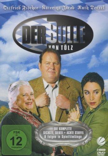 Der Bulle von Tölz - Staffel 6 - 8 [5 DVDs]