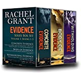 Evidence Series Box Set Volume 1: Books 1-3 (English Edition)
