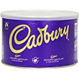 Cadbury Fair Trade Drinking Chocolate 1000 g (Pack of 3)