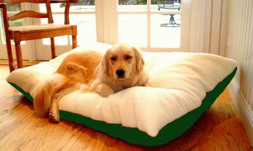 Extra Large Rectangle Dog Bed