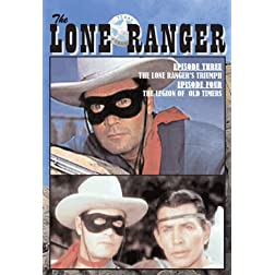 The Lone Ranger - Vol.2