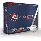 Wilson DX3 Spin - Golfbälle