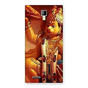 Lord Hanuman Multicolor Back Case Cover for Micromax Canvas Xpress A99