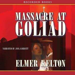 Massacre at Goliad Audiobook