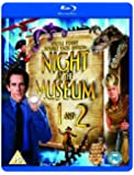 Night At The Museum/night At The Museum 2 Boxset [Blu-ray] [Import anglais]
