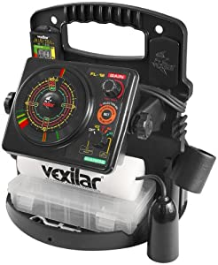 Vexilar Fl-12 Pro Pack II with 12 Degree Ice-Ducer by Vexilar