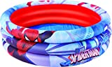 Spider Man - Spiderman. Piscina hinchable 3 anillos 122x30 cm.