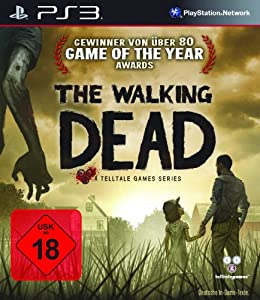 The Walking Dead - [PlayStation 3]