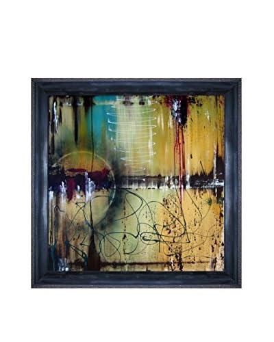Elwira Pioro Rain Framed Print On Canvas, Multi, 28.5″ x 28.5″