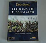 Legions of Middle-Earth (1841547719) by Matthew Ward