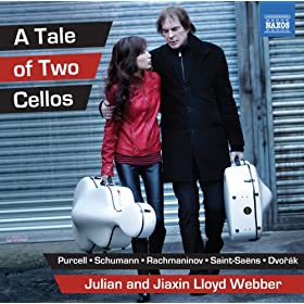 2 Wiegenlieder (2 Lullabies): No. 2. Estnisches Wiegenlied (Estonian Lullaby) (arr. J. Lloyd Webber for 2 cellos and piano)