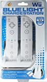 HDE Dual Wii Remote Charging Station with Battery Packs
