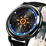Wildforlife Digimon Adventure tri. Taichi Crest of Courage Touch LED Watch