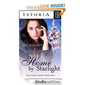 HOME BY STARLIGHT (Love Finds A Home - Book Four)