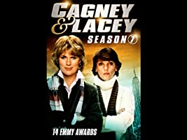 Cagney & Lacey Season 7
