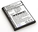 Battery compatible with Garmin Nuvi 850, 860, 880