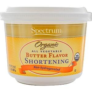 Shortening To Butter Converter