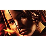 Posterhouzz Movie The Hunger Games Jennifer Lawrence HD Wallpaper Background Fine Art Paper Print Poster