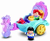 Fisher-Price Little People Disney Princess: Ariel's Coach