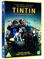 The Adventures of Tintin: The Secret Of The Unicorn [DVD]