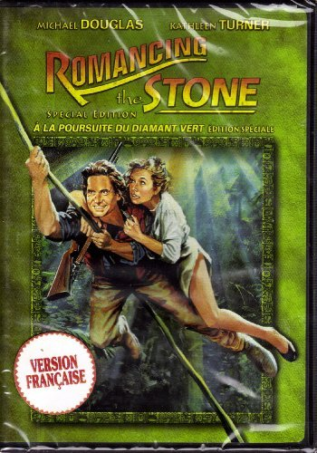 Romancing the Stone [DVD] [Region 1] [US Import] [NTSC]