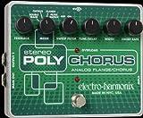 【国内正規品】 ELECTRO-HARMONIX アナログ・コーラス/フランジャー Stereo Poly Chorus