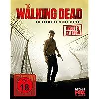 The Walking Dead - Die komplette vierte Staffel - Uncut/Extended [Blu-ray]