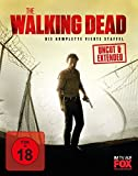 DVD & Blu-ray - The Walking Dead - Die komplette vierte Staffel - Uncut/Extended [Blu-ray]